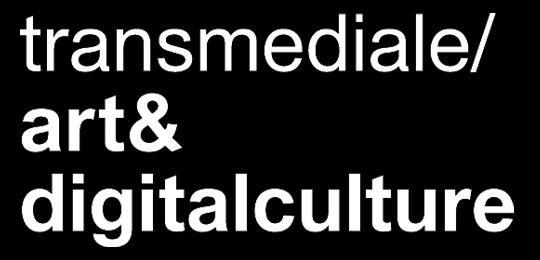 Logo transmediale Berlin