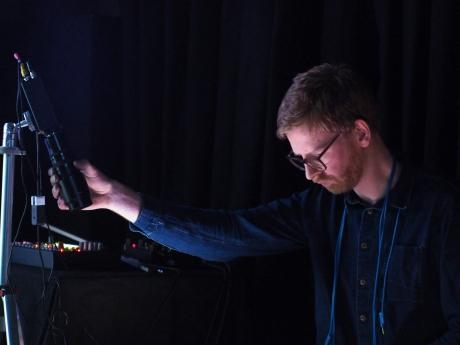 Vorspiel Opening 2017 at ACUD MACHT NEU
