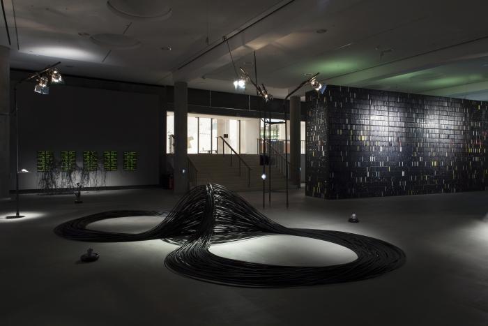 """alien matter"", transmediale special exhibition 2017"