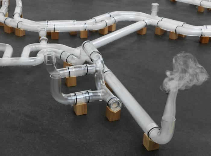 Jeroen van Loon, An Internet, 2015, installation