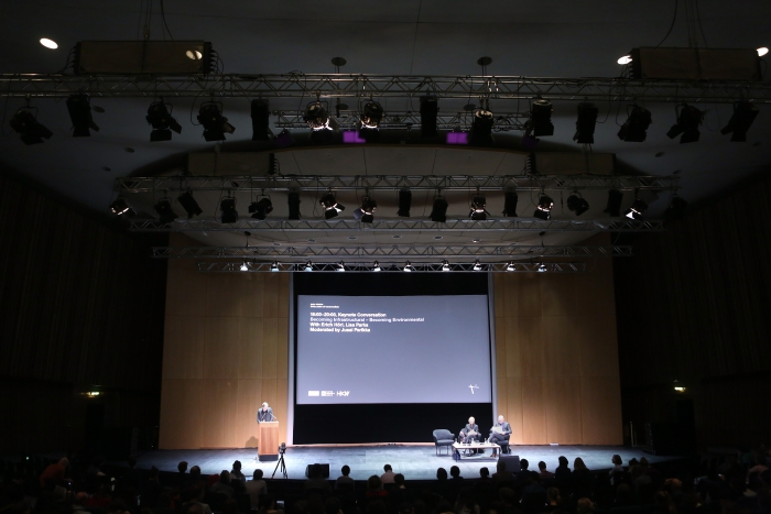 Becoming Infrastructural – Becoming Environmental, transmediale 2017