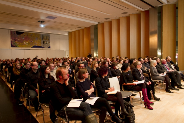 transmediale Marshall McLuhan Lecture 2017