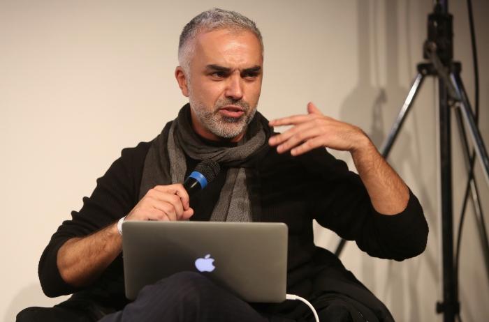 "Adrian Lahoud at ""Mediterranean Tomorrows"", transmediale 2017"