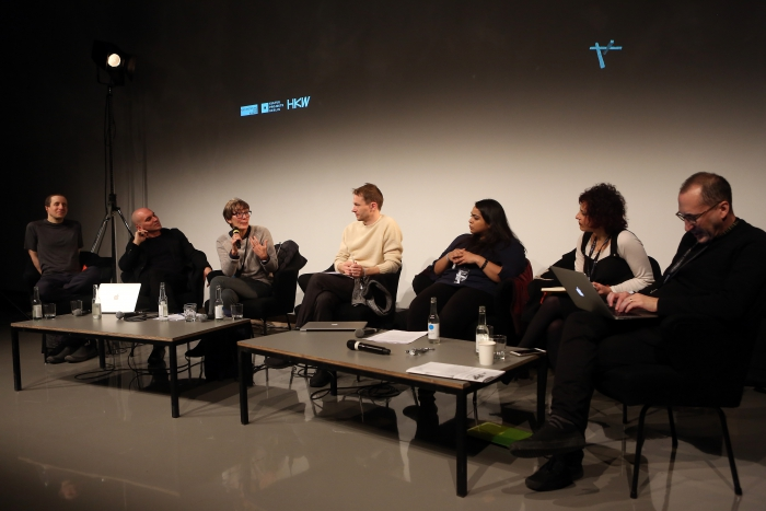"""""""Middle Session: The Alien Middle"""", transmediale 2017 ever elusive"""