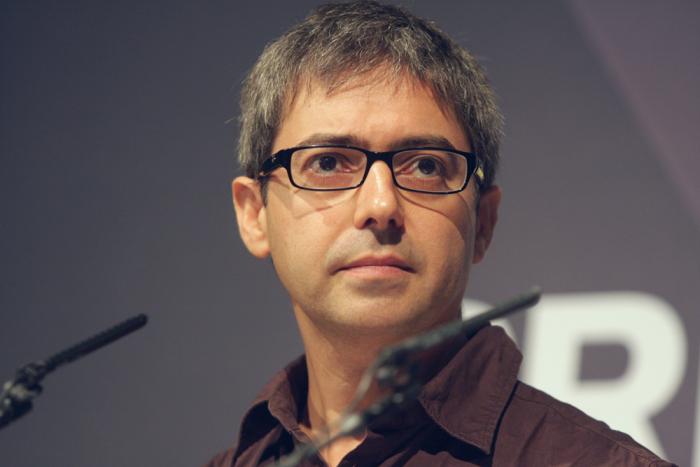 Portrait of Alessandro Ludovico.