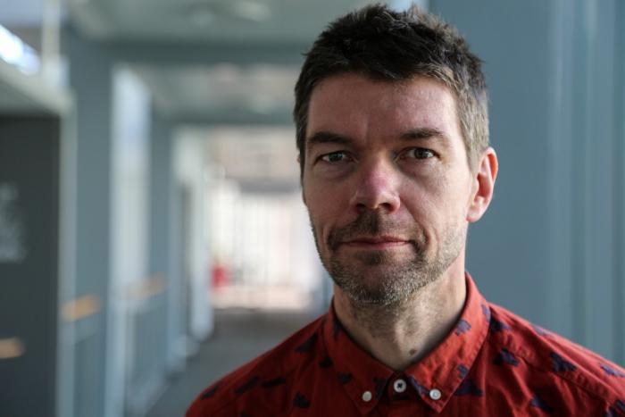 Portrait of Søren Pold